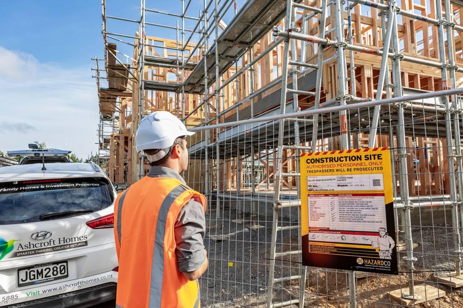 New House build Property Development